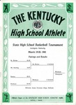 The Kentucky High School Athlete, April 1943