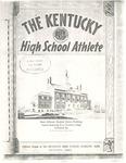 The Kentucky High School Athlete, October 1943