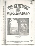 The Kentucky High School Athlete, December 1943