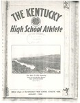 The Kentucky High School Athlete, January 1944
