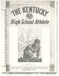 The Kentucky High School Athlete, September 1944