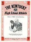 The Kentucky High School Athlete, October 1944