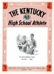 The Kentucky High School Athlete, January 1945