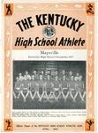 The Kentucky High School Athlete, April 1947
