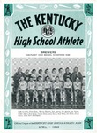 The Kentucky High School Athlete, April 1948