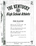 The Kentucky High School Athlete, September 1948