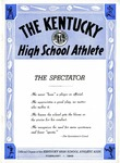 The Kentucky High School Athlete, February 1949