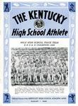 The Kentucky High School Athlete, August 1949