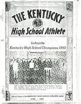 The Kentucky High School Athlete, April 1950