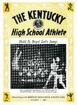 The Kentucky High School Athlete, January 1951