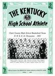 The Kentucky High School Athlete, April 1951
