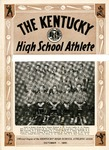 The Kentucky High School Athlete, October 1951