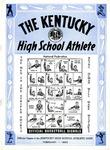 The Kentucky High School Athlete, February 1952