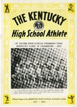 The Kentucky High School Athlete, May 1952