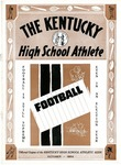 The Kentucky High School Athlete, October 1952