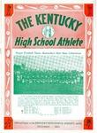 The Kentucky High School Athlete, December 1952