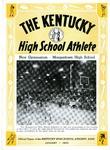 The Kentucky High School Athlete, January 1953