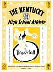 The Kentucky High School Athlete, March 1953