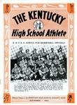 The Kentucky High School Athlete, September 1953