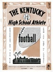 The Kentucky High School Athlete, October 1953