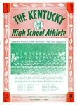 The Kentucky High School Athlete, December 1953