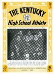 The Kentucky High School Athlete, January 1954