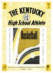 The Kentucky High School Athlete, March 1954