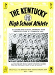 The Kentucky High School Athlete, May 1954