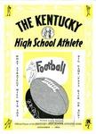 The Kentucky High School Athlete, November 1954