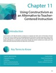 Using Constructivism as an Alternative to Teacher-Centered Instruction
