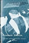 Graduate Bulletin, 1964-1966