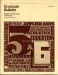 Graduate Catalog, 1982-1984