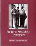 Graduate Catalog, 1999-2001