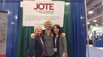 JOTE Editors at AOTA in 2018 by Dana Howell