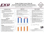 Design of Online Lecture Videos by Non-Native English Speaking (NNES) Instructors to Promote Critical Learning by Hung-Tao Chen, Megan Thomas, Thomas W. Morris, Jatana Boggs, and Katelyn McClure