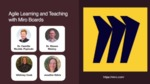 Agile Learning and Teaching with Miro Boards