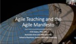 Applying the Agile Manifesto to Teaching and Learning: Best Practices and Lessons Learned