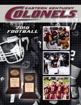 Football - 2010 by Eastern Kentucky University