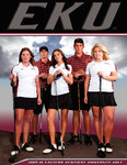 Golf 2009-2010 by Eastern Kentucky University Sports