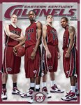 Men's Basketball - 2009-10 by Eastern Kentucky University Sports