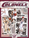 Men's Basketball - 2010-11 by Eastern Kentucky University Sports