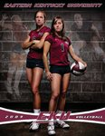 Volleyball - 2009 by Eastern Kentucky University Sports