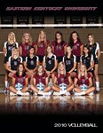 Volleyball - 2010 by Eastern Kentucky University Sports