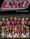 Volleyball - 2011 by Eastern Kentucky University Sports