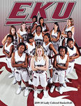Women's Basketball - 2009-10 by Eastern Kentucky University Sports