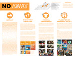 No AWAY- Designing for Good: An Awareness Campaign about Plastic Consumption