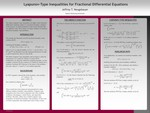 Lyapunov-Type Inequalities for Fractional Differential Equations
