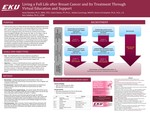Living a Full Life After Breast Cancer and its Treatment Through Virtual Education and Support by Anne Fleischer, Ashley Cummings, Claire Davies, Karina Christopher, and Ann Callahan