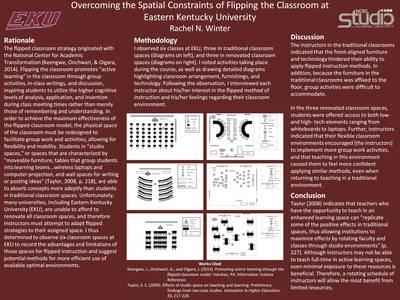 Overcoming the Spatial Constraints of Flipping the Classroom at Eastern Kentucky University