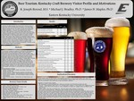 Beer Tourism: Kentucky Craft Brewery Visitor Profile and Motivations